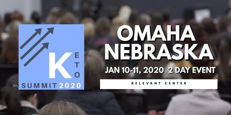 KETO SUMMIT 2020 MIDWEST  [2 DAY EVENT] tickets