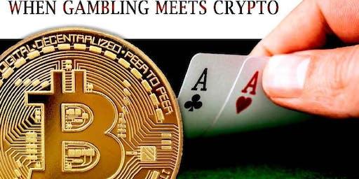 California Crypto Cup!  no limit Texas Hodl 'em Poker Tournament