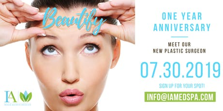 Beautify - VIP Event! tickets