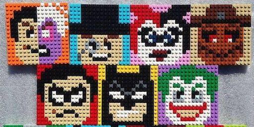 Snapology Superheroes(LEGO based)