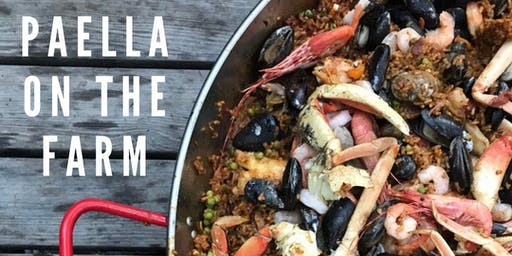 Paella on the Farm
