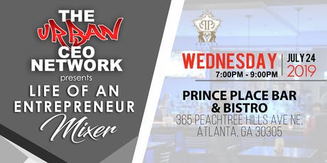 Life of An Entrepreneur Mixer [Atlanta] tickets