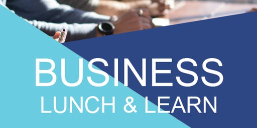 Business Lunch & Learn
