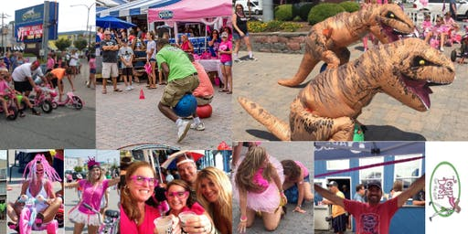 11th Annual Big Wheel Races for Breast Cancer