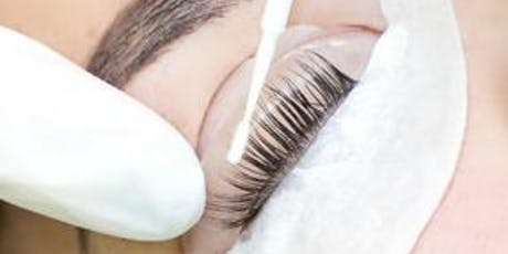 Learn to Lash Lift tickets