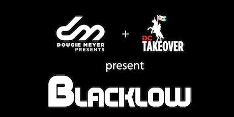 Avalon Saturdays & DC Takeover present: The Avalon Debut of DJ Blacklow tickets