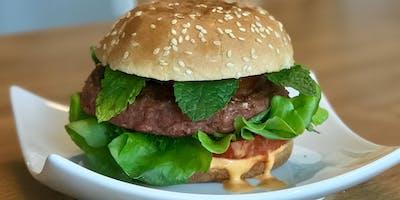 Vegan-Treffen bei Vegan Burger Dornbirn