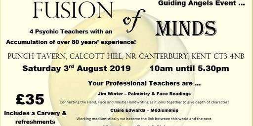 Fusion of Minds 4 Psychic Teachers Event