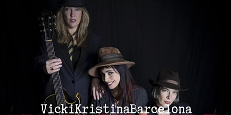 VickiKristinaBarcelona Plays The Music of Tom Waits tickets