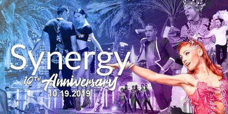 SYNERGY 10TH ANNIVERSARY tickets