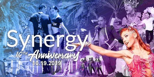 SYNERGY 10TH ANNIVERSARY