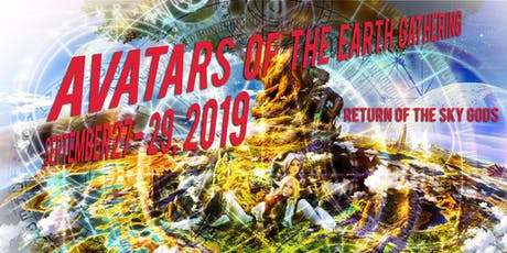 Avatars Of The Earth Gathering tickets