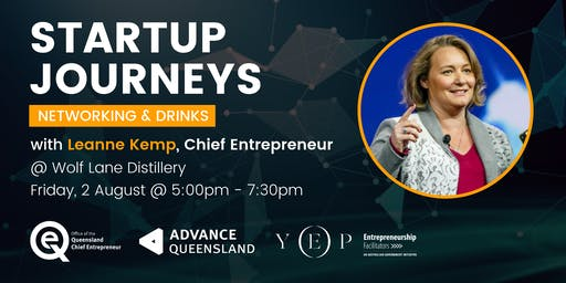 Startup Journeys w/ Chief Entrepreneur, Leanne Kemp