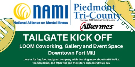 TAILGATE KICK OFF tickets