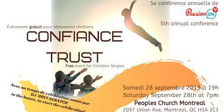 5e Conférence annuelle de Passion374 - 5th Annual Conference tickets