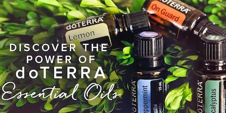 Free Intro to Essential Oils Make & Take Workshop tickets