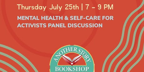 Mental Health & Self-Care for Activists: A Panel Discussion tickets