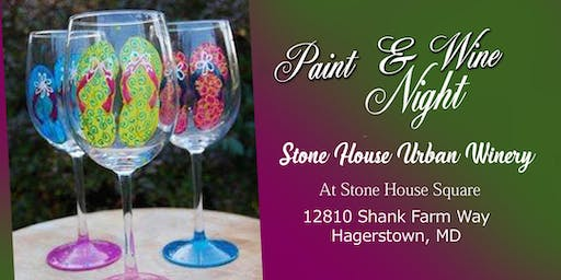Paint Event Stone House Urban Winery