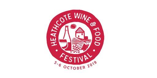 Heathcote Wine & Food Festival 2019