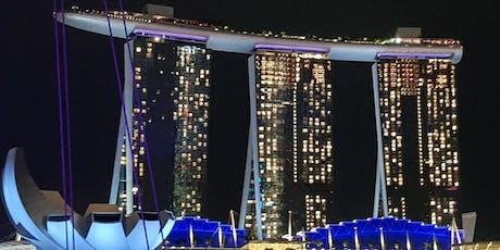 Séjours linguistiques à Singapour tickets