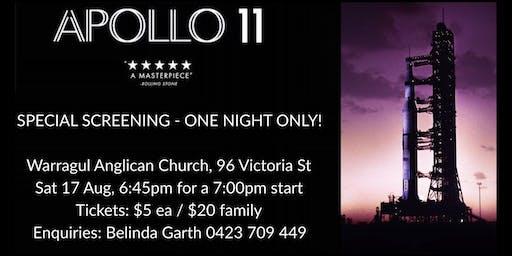 Apollo 11 - Documentary Screening