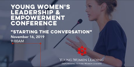 Young Women's Leadership & Empowerment Conference tickets