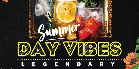 Day Vibe Sundays || Summer Edition || FREE Entry All Day tickets