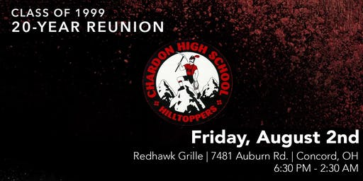 CHS Class of 1999 20 Year Reunion
