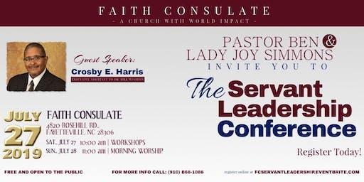 2019 Servant Leadership Conference