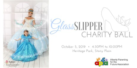 Glass Slipper Charity Ball - Stony Plain tickets