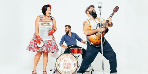 The Rev. Peyton's Big Damn Band with opener JD Wilkes