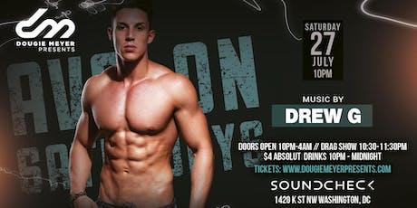 Avalon Saturdays - DJ Drew G tickets