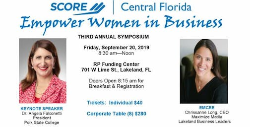 Empower Women in Business Symposium