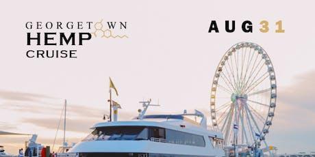 Georgetown Hemp Cruise | Yacht Soiree | Labor Day Weekend tickets
