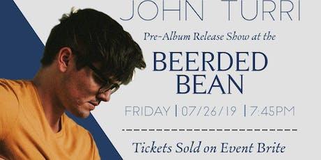 John Turri Pre-Album Release Show! tickets