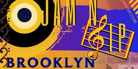 Jam N Sip Brooklyn  Aug 2019 tickets