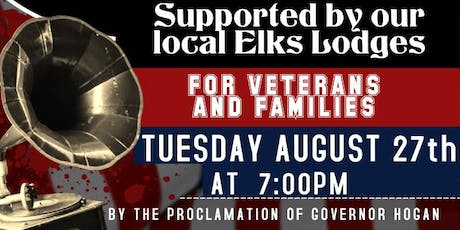 Free Outdoor Concert for Veterans and Families  tickets