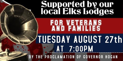 Free Outdoor Concert for Veterans and Families