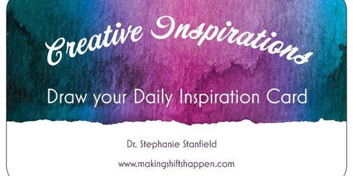 Create a Daily Inspiration Card Deck