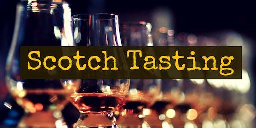 Scotch tasting (21 September 2019)