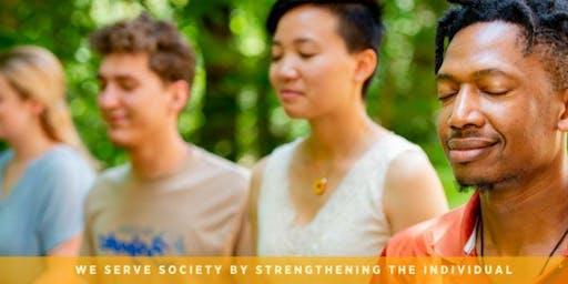 Mind and Meditation Free Seminar