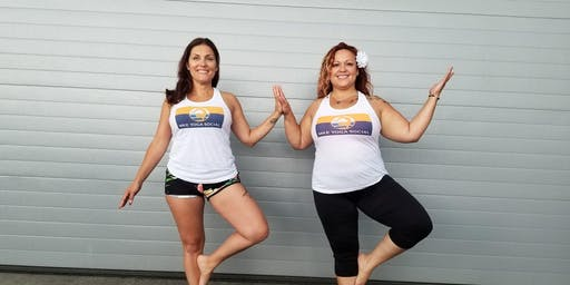FREE Yoga at Puerto Rican Fest 2019