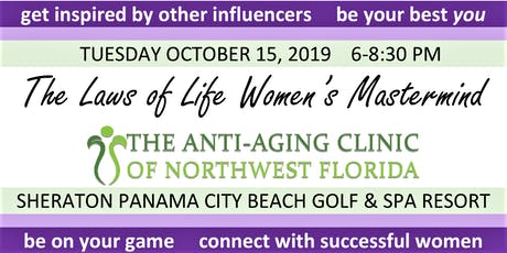 The Laws of Life Women's Mastermind PCB tickets