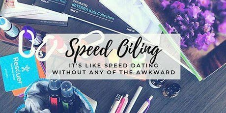 Speed Oiling - doTERRA Style tickets