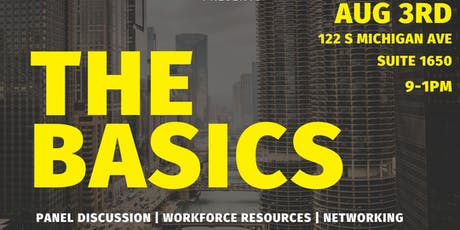 TA98 presents: The Basics (Hosted by EF's Chicago Global Office) tickets