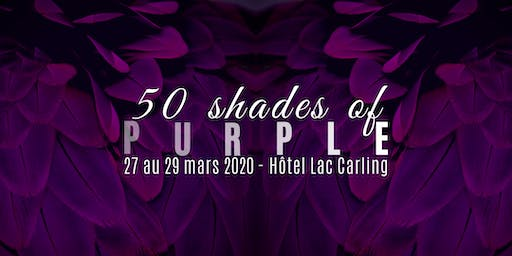 50 Shades of Purple 2020