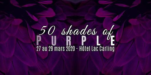 50 Shades of Purple 2020