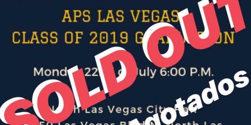 APS Las Vegas Class of 2019 Graduation