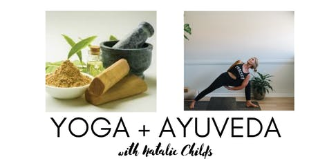 Yoga + Ayuveda tickets