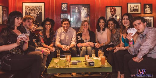 Game Night Social Mixer - Cards Against Humanity, Jenga & more!